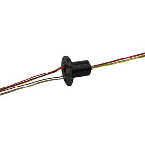 slip ring vw 6 draden met 1A Current & Low elektrische ruis voor High Precision voorzieningen mini slip ring