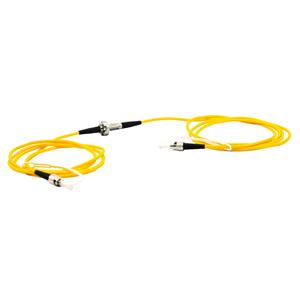 Fiber Optic Rotary Joint IP68 2000 rpm Working Speed for Harsh Working Environments slip ring
