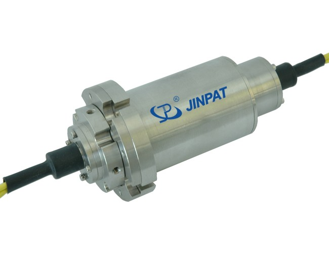 Två-kanals Plastic Optical Fiber Rotary Joints LPFO-02A