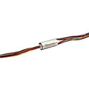 mini-bague de glissement 30 circuit 1A 240V Classe de protection IP54 pivotant électrique bague collectrice