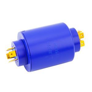 360 articulation pivotante de rotation degré 8 Circuit 380V peut être employé dans l'anneau de glissement de bobine de câble de la machinerie industrielle