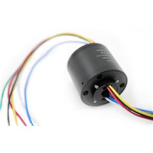 LPT012-0610 Through Hole Slip Ring for Textile Machine