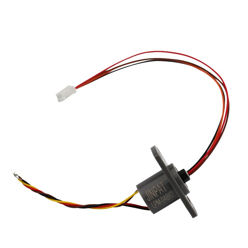 Miniature Slip Ring Used for Robot and Smart Articulated Ar