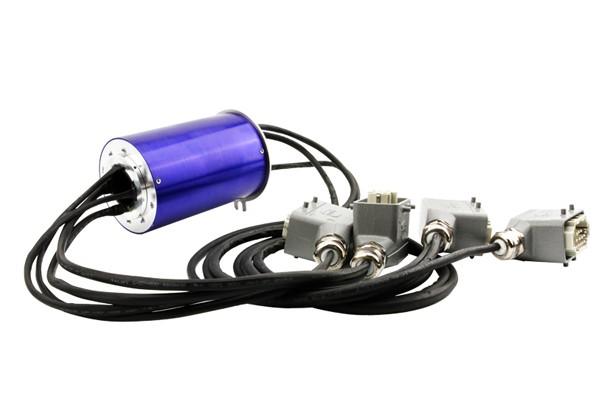 Anello di contatto per energia eolica JINPAT La più recente tecnologia di ricerca e sviluppo