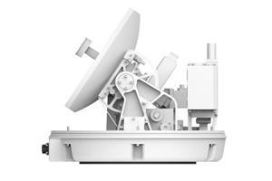 Application de la bague collectrice haute fréquence dans le système de communication dynamique