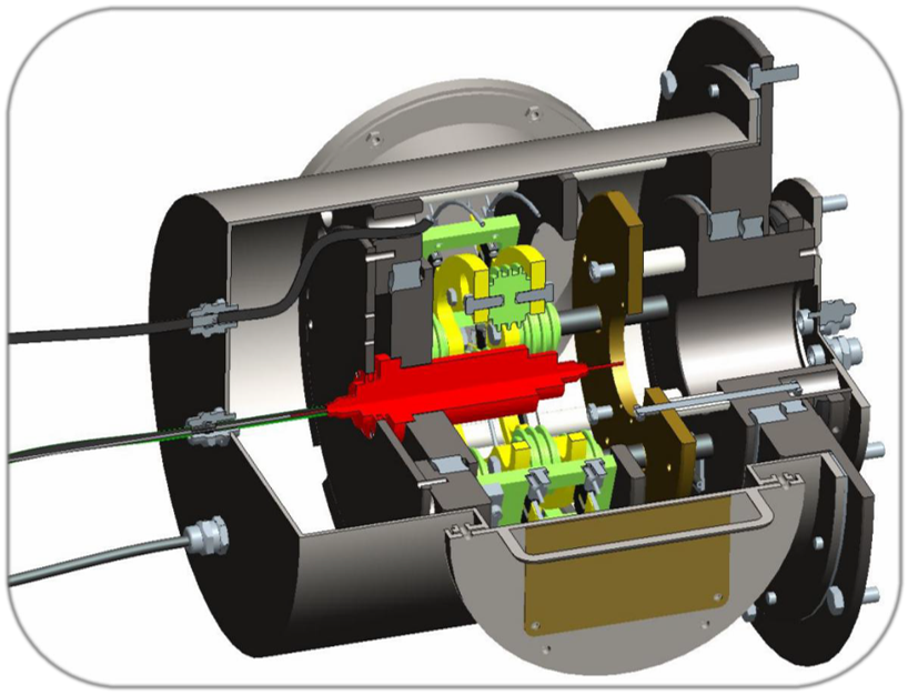 Offshore Winch Ultra-high Bandwidth and High-power Integrated Slip Ring