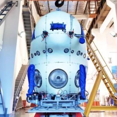 Onderdompelbare Fendouzhe, China's ijverige ontdekkingsreiziger maakte indruk op de wereld