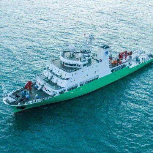 Chinese onderzoeksschepen raken het water en hoe spelen sleepringen een rol in het zeil