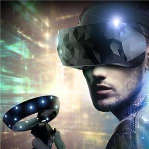 Collettori rotanti per dispositivi VR, evocano una realtà più autentica
