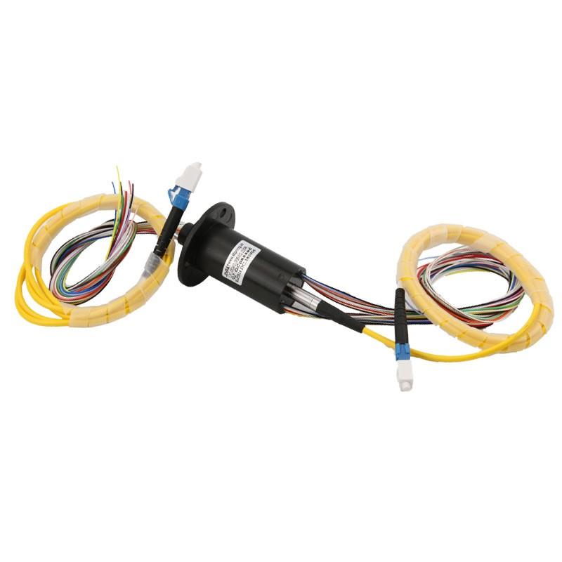 JINPAT optoelektroniske glideringer og elektriske høyfrekvente integrerte glideringer