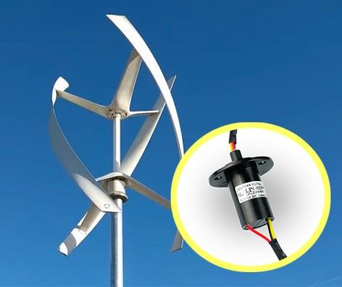 JINPAT Slip Rings for Wind Turbines