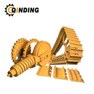 Componentes do Material Rodante da Bulldozer
