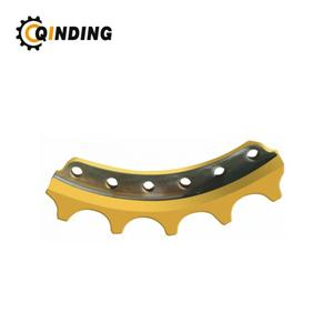 Segment Group For CAT Bulldozer Undercarriage Parts D6H