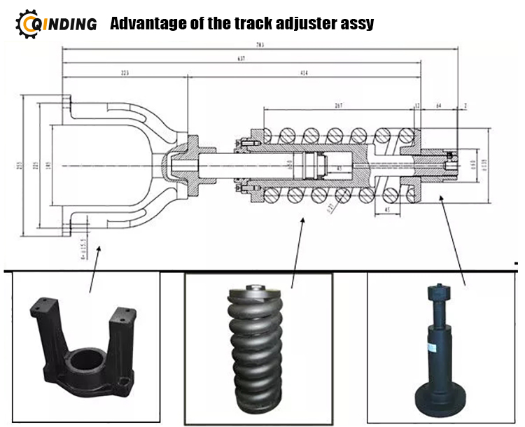 Tensioner assembly