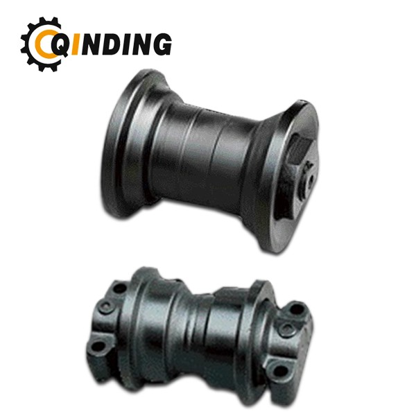 Single Bottom Roller For Takeuchi Excavator Undercarriage Parts