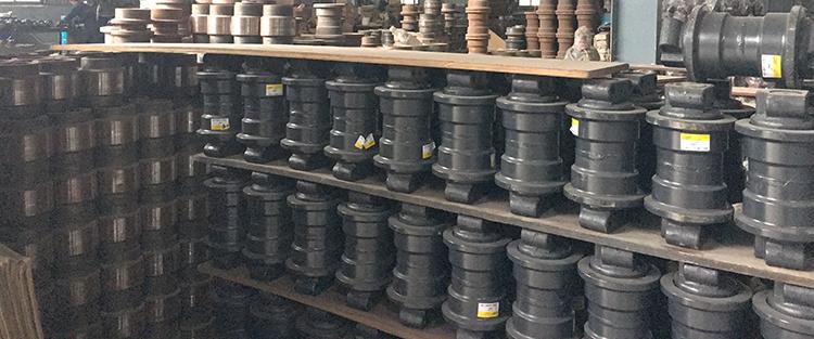 Undercarriage Parts For Excavator