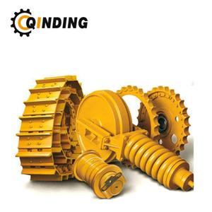 ITM Undercarriage Parts For Excavator And Bulldozer