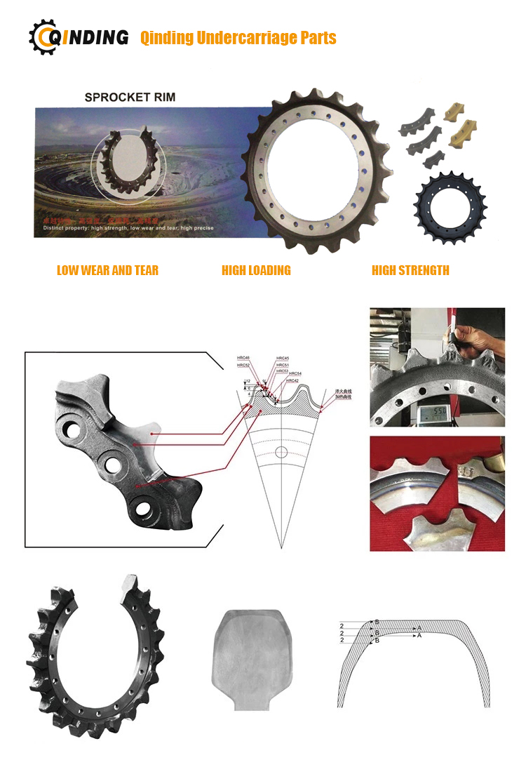 Undercarriage Components