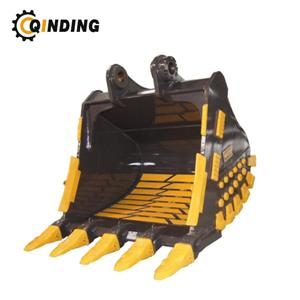 Volvo Mine Bucket Customized Excavator Attachments