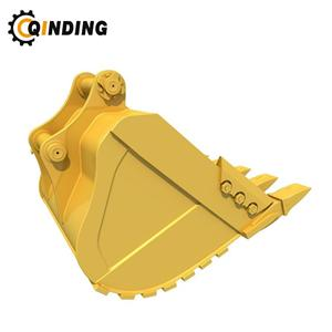 2.2cbm Heavy Duty Rock Bucket For Cat345