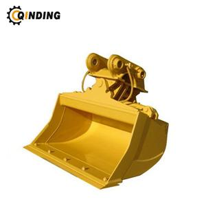 Hydraulic Tilt Bucket Slope Bucket For Volvo Excavator