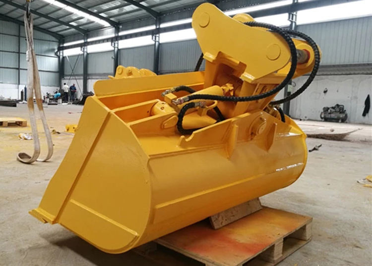 Hydraulic Tilt Bucket