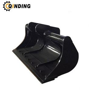 Excavator Mud Cleaning Trim Bucket