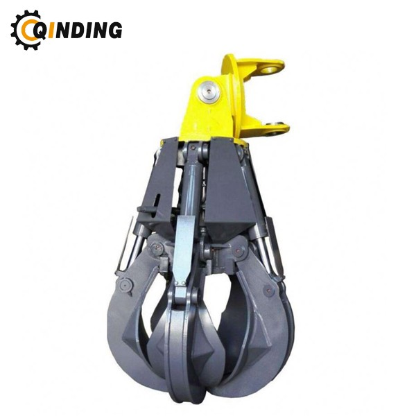 Bridge Crane Hydraulic Orange Peel Grab Bucket Manufacturers, Bridge Crane Hydraulic Orange Peel Grab Bucket Factory, Supply Bridge Crane Hydraulic Orange Peel Grab Bucket