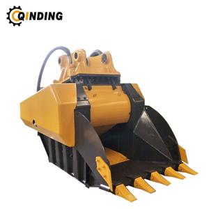 Hydraulic Crusher Bucket For 20T Excavator