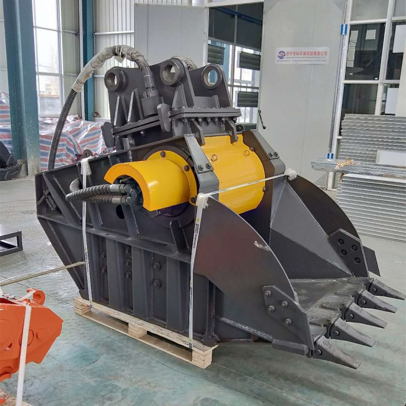 Hydraulic Crusher Bucket