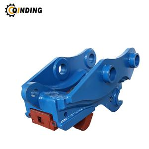 Excavator Attachments Hydraulic Quick Hitch Couplers