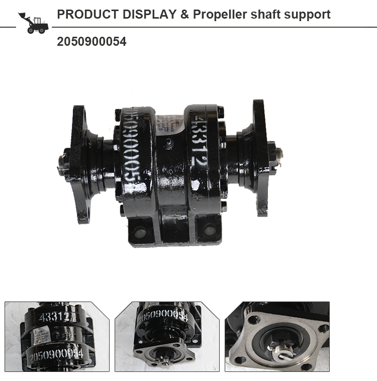 SDLG Spare Parts