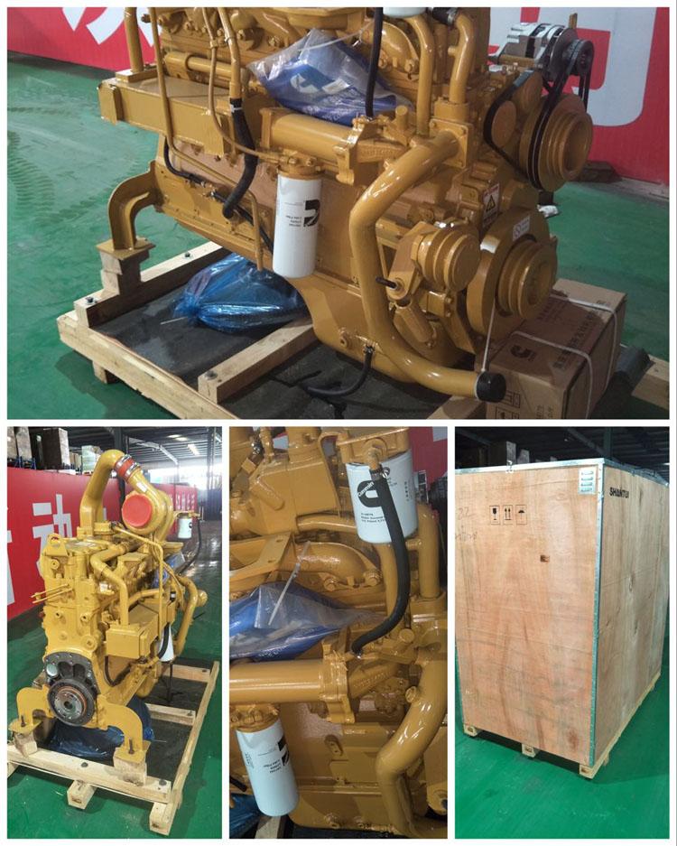 NTA855 engine