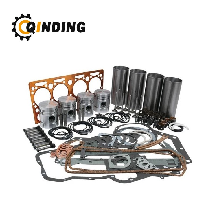 Engine Overhaul Kit Spare Parts For Isuzu Cummins Engine