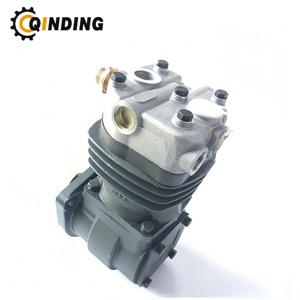 Single Cylinder Air Compressor For CAT Caterpillar Volvo