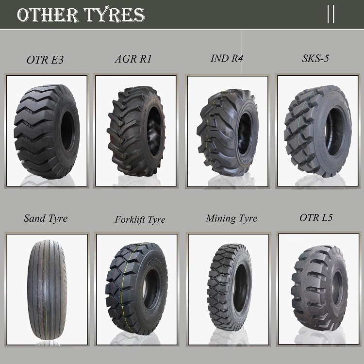 Agricultural Machinery Rubber Tire