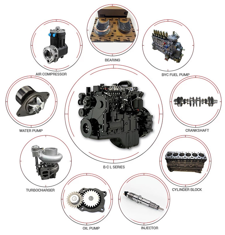 uchai Diesel Engine Parts