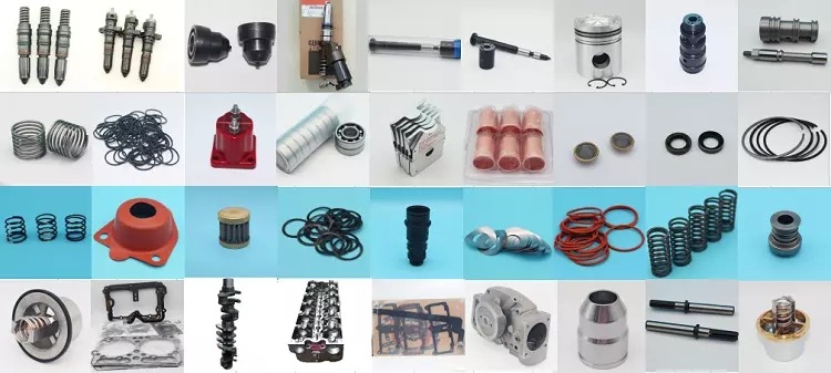 Yuchai Engine Parts Service