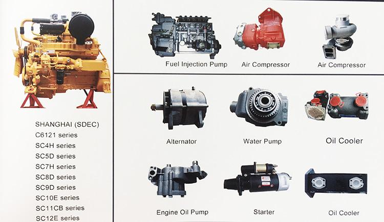 SDEC Diesel Engine