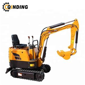 China Mini Excavator 0.8T Small Digger Excavator