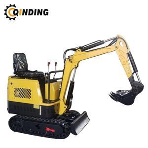 Mini escavatore idraulico mini escavatore cingolato 1000kgs 1T