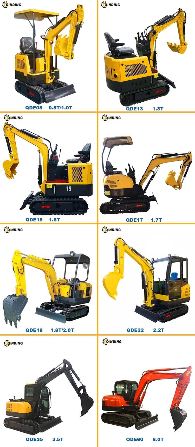 1.2ton Mini Excavator