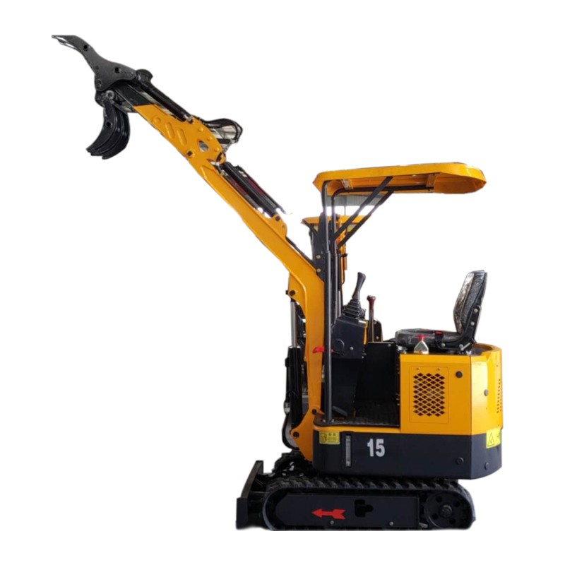 1.2ton Small Mini Excavator With Hydraulic Hammer Wood Grab Manufacturers, 1.2ton Small Mini Excavator With Hydraulic Hammer Wood Grab Factory, Supply 1.2ton Small Mini Excavator With Hydraulic Hammer Wood Grab