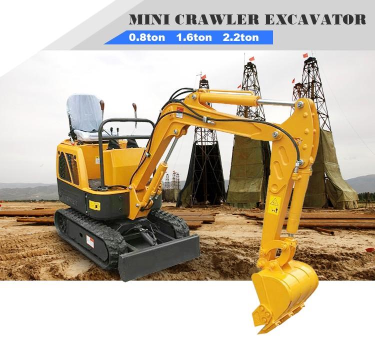 China Brand Micro Digger