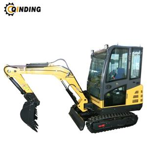 Escavatore compatto 2.0ton Mini escavatore 2000KGS Small Excavator