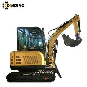 3000kgs Small Mini Excavator 3Ton With Yanmar Engine