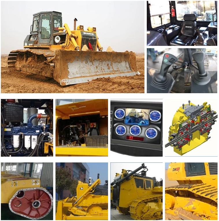 160HP Bulldozer Brands