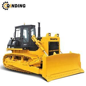 Bulldozer standard SD22 della catena della pista del bulldozer di Shantui