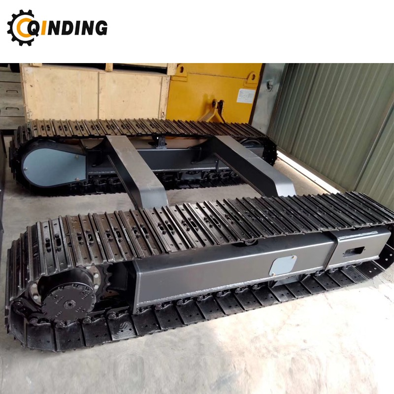 Crawler steel tracked undercarriage for mini excavator Manufacturers, Crawler steel tracked undercarriage for mini excavator Factory, Supply Crawler steel tracked undercarriage for mini excavator