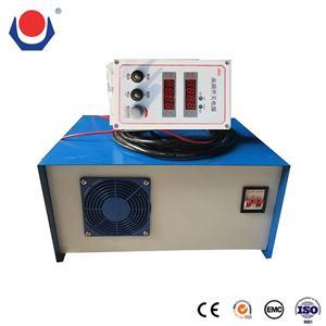 Équipement de galvanoplastie de cuivre à haute fréquence 12v